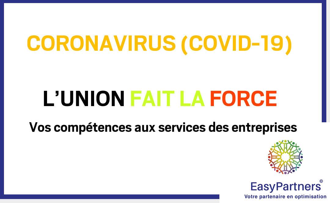 COVID-19 – L'Union Fait la Force