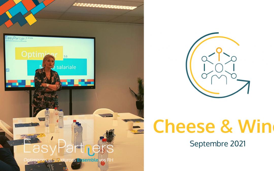 Cheese & Wine – 23/09/2021